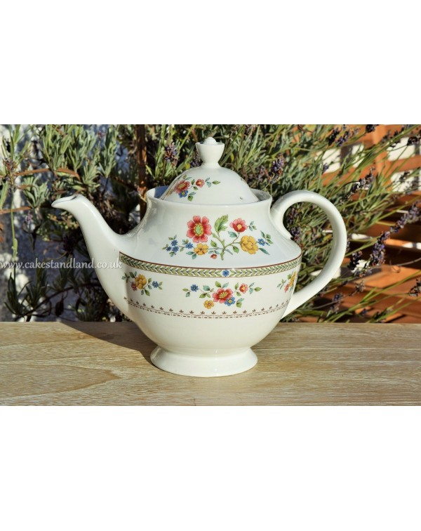 (OUT OF STOCK) ROYAL DOULTON KINGSWOOD  TEAPOT VIN...